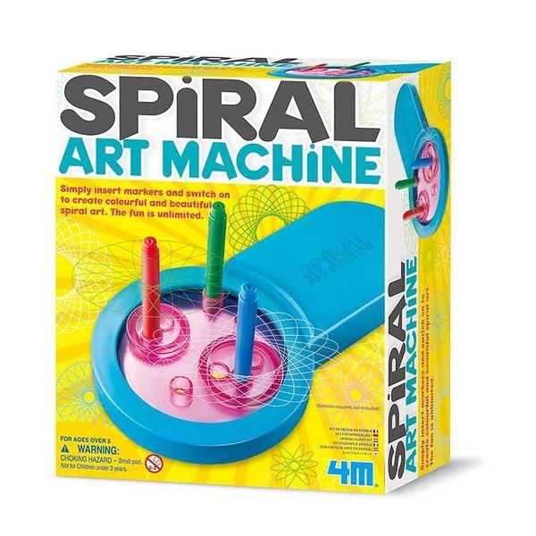 Spiral Art Machine 幾何圖形旋轉機