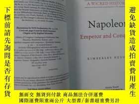 二手書博民逛書店Napoleon罕見Emperor and Conqueror