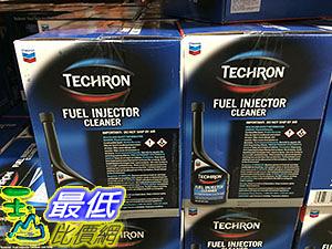 [COSCO代購]  C1019941  TECHRON INJECTION CLEANER TECHRON 噴油嘴清潔劑 6入裝