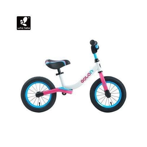 英國 Whiz bebe 酷LOVE平衡滑步車-粉色[衛立兒生活館]
