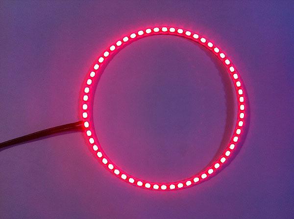 G5 LED 60顆風扇蓋燈 超密 GH-849-A0 超5 雷霆 MANY VJR可用
