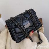 小方包 北包包小包包女包2020新款潮斜背包錬條包側背時尚小方包韓版百搭 愛麗絲