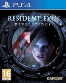 PS4 惡靈古堡 啟示 完整版 -中文英文日文版- Biohazard Revelations 啟示錄 克里斯 漢克