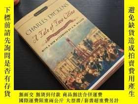 二手書博民逛書店CHARLES罕見DICKENS A Tale of Two Cities(雙城記)Y355817 charl