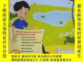 二手書博民逛書店Kindergarten罕見Page Per Day: Read
