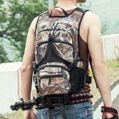 相機後背包-專業防盜迷彩休閒雙肩攝影包71a30[時尚巴黎]
