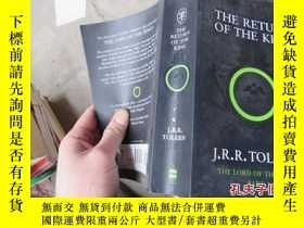 二手書博民逛書店the罕見return of the king 63551963
