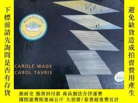 二手書博民逛書店英文原版:Psychology罕見第七版Y367822 Carole Wade 略 出版2005