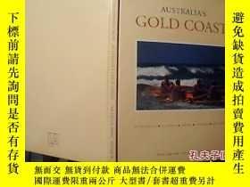 二手書博民逛書店AUSTRALIA'S罕見GOLD COAST【 1】Y18680 英文 英文