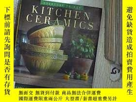 二手書博民逛書店Kitchen罕見Ceramics 廚房陶瓷Y261116