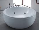 【麗室衛浴】BATHTUB WORLD  G-9002 壓克力  獨立造型缸 1550*1550*650MM