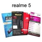 鋼化玻璃保護貼 realme 5 (6....