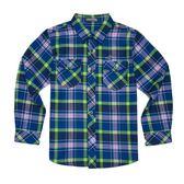 『小鱷魚童裝』經典格紋襯衫(10號~18號)530102