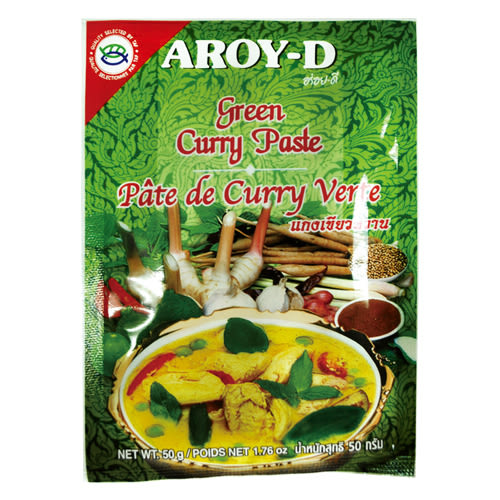 AROY-D青咖哩50g【愛買】