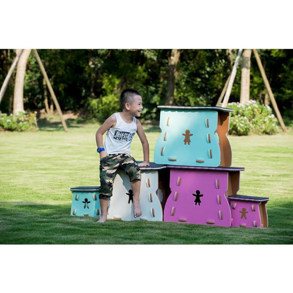 【TWO BOO 二寶】甜蜜童話系列-餅乾桌椅組(三款任選)