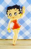 【震撼精品百貨】Betty Boop_貝蒂~造型磁鐵-單人磁鐵