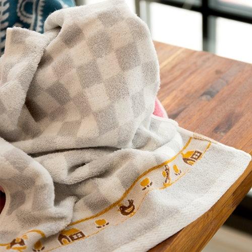 美國棉*木馬色紗毛巾(12條裝 整打優惠價) 【台灣興隆毛巾專賣*歐米亞嚴選】