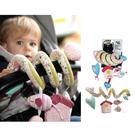 手推車 車掛 安撫玩具【KA0081】田園碎花音樂床繞 寶寶安撫玩具 教育玩具 聲響玩具