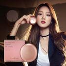 韓國LANEIGE蘭芝 玫瑰金雙層遮瑕氣墊粉餅(遮瑕+氣墊)2.5g+14g(三色)【UR8D】