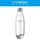 ◤Sodastream◢ 水滴型專用水瓶1L 1入(金屬)