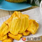 菠蘿蜜脆片160G 每日優果...