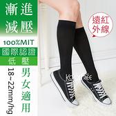 18~22mmHg 壓力襪│小腿襪│漸進減壓│男女適用【康護你】