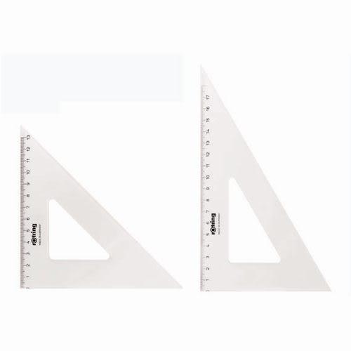 rotring/製圖用三角板