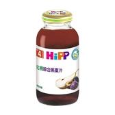 HiPP 喜寶 生機綜合黑棗汁200ml[衛立兒生活館]