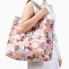 媽咪包購物袋防水手提袋 可折疊便攜買菜包...