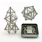 磁力棒組合套裝創意益智磁鐵