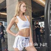 高強度健身房瑜伽背心式防震跑步聚攏定型減震運動內衣文胸女