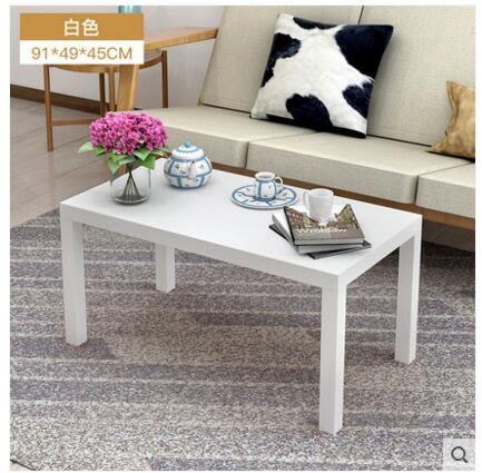 簡約茶几角幾客廳簡易木桌小戶型沙發邊幾邊桌迷你小方桌3