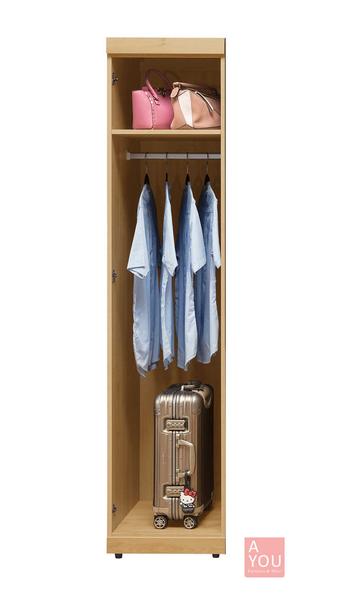 貝克1.5 尺單吊左開衣櫃 大特價5900元(大台北免運費)【阿玉的家2019】