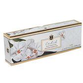 【Olivos奧莉芙的橄欖】蘭花柔膚橄欖油天然手工皂-橄欖皂禮盒/100G*3入