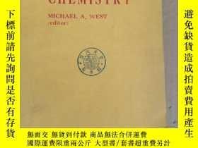 二手書博民逛書店lasers罕見in chemistry(P2218)Y173412