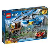 【LEGO 樂高積木】City 城市系列-山路追捕 LT-60173