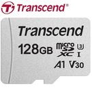 全新 創見 128GB TF 300S microSDHC UHS-I U1 記憶卡