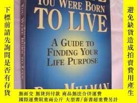 二手書博民逛書店The罕見life your were born to live
