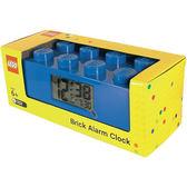免運費【 樂高積木 LEGO 】樂高經典積木鬧鐘系列-艷藍╭★ JOYBUS玩具百貨