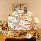 磁性軟白板寫字板墻貼軟木板掛式吸附可擦寫留言板白板【君來佳選】