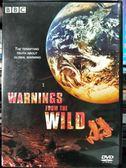 影音專賣店-P09-198-正版DVD-記錄【生態警示錄】-BBC