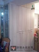 【系統家具】玄關收納櫃/上下櫃