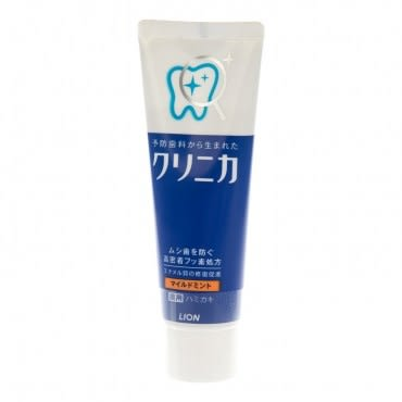 獅王固力寧佳酵素牙膏(清涼直立型)130g