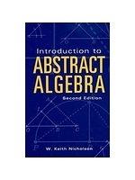 二手書博民逛書店《Introduction to Abstract Algebr