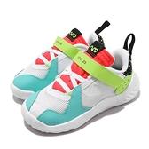 Nike 休閒鞋 Jordan Delta TD 綠 黃 童鞋 小童鞋 運動鞋 喬丹 【ACS】 CT1567-170