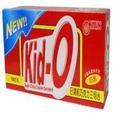 超值2件組日清Kid-O三明治餅乾-奶油巧克力150g【愛買】