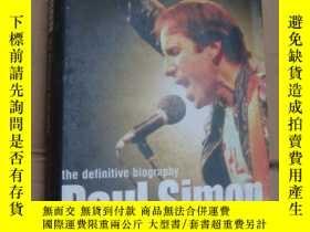 二手書博民逛書店Paul罕見Simon - The definitive bio