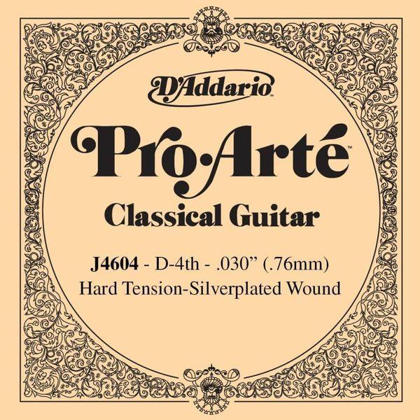 小叮噹的店 D'Addario J4604 (.030) 古典吉他弦 尼龍弦 EJ46 第四弦 4D弦