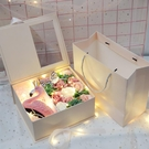 禮盒包裝盒520情人節禮物盒空口紅生日送女友閨蜜媽媽母親節伴手 設計師
