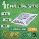 飛馬 負離子循環扇 全電壓 輕鋼架節能省電 崁入式風扇 天花板循環風扇 電風扇【奇亮科技】